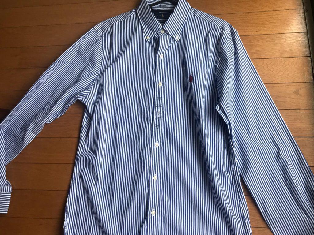 ポロラルフローレンのシャツ